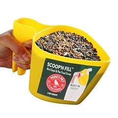 Perky-Pet® Scoop N' Fill™ Bird Seed Scoop