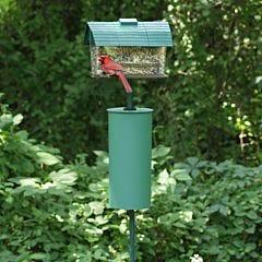 Perky-Pet® Metal Pole Squirrel Baffler