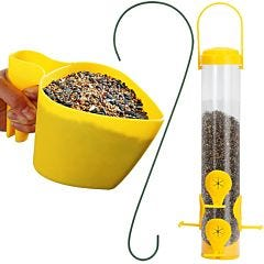 Perky-Pet® Flexport® Finch Feeder Kit
